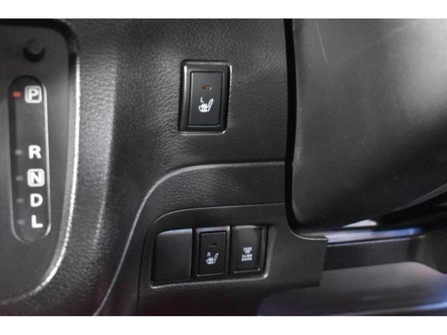 X クラリオンCDデッキ シートヒーター アイドリングストップ 左側電動スライドドア(16枚目)