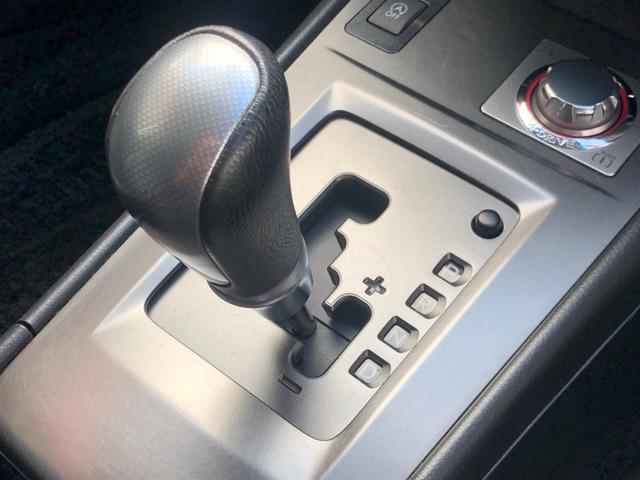 2.5iアイサイト ワンオーナー アイドリングストプ ハーフレザーシート Siドライブ パドルシフト クルーズコントロール HID 純正17AW 横滑り防止装置(37枚目)