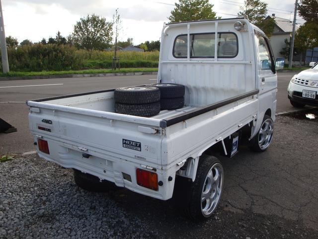 クライマー 3方開 軽トラック 5速マニュアル 4WD(6枚目)