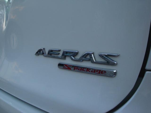 アエラス Sパッケージ 4WD 両側パワースライドドア(13枚目)