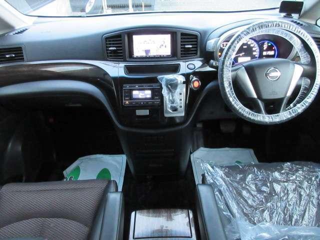 250ハイウェイスター 4WD ワンオーナー HDDナビ(3枚目)