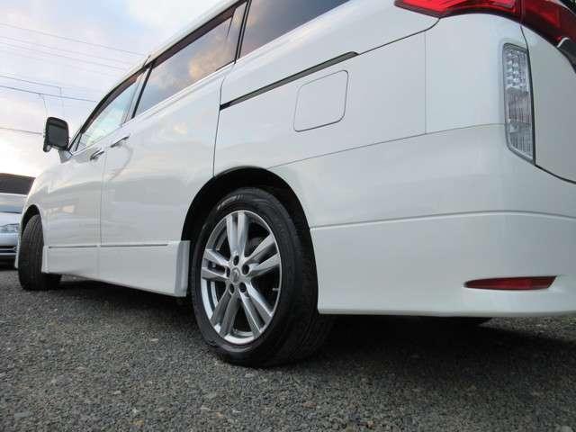 250ハイウェイスター 4WD ワンオーナー HDDナビ(9枚目)