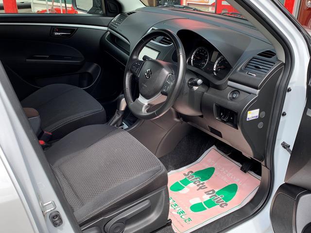 RS 4WD パドルシフト 社外ナビ 地デジ スマートキー(9枚目)