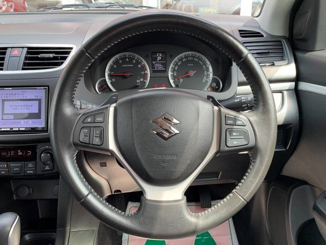 RS 4WD パドルシフト 社外ナビ 地デジ スマートキー(12枚目)