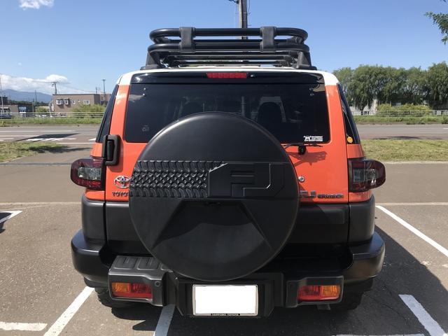 カラーパッケージ革シートETCナビTVワンオーナー4WD(4枚目)