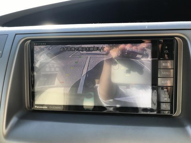 2.4アエラス Gエディション 後席モニタ ナビテレビ4WD(17枚目)