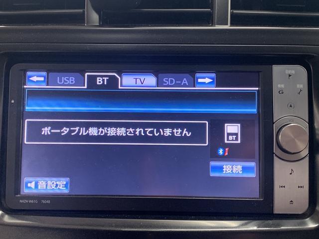S カーナビバックカメラ地デジBluetoothフロントワイパーデアイサービルドインETCオートライト(8枚目)