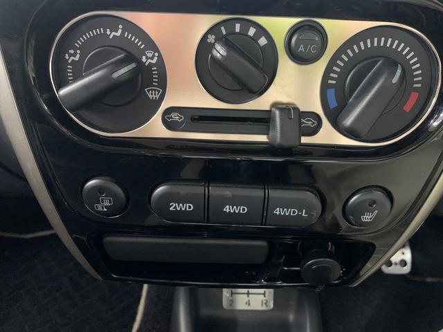 ランドベンチャー 特別仕様車マニュアルキーレスカーナビバックカメラ地デジテレビワンオーナー純正アルミホイール4WD(17枚目)