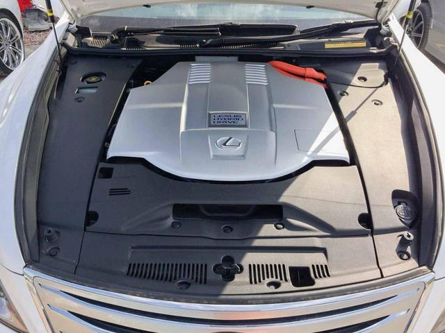 LS600h I 4WD 黒革サンルーフ 1年保証 本州仕入(14枚目)