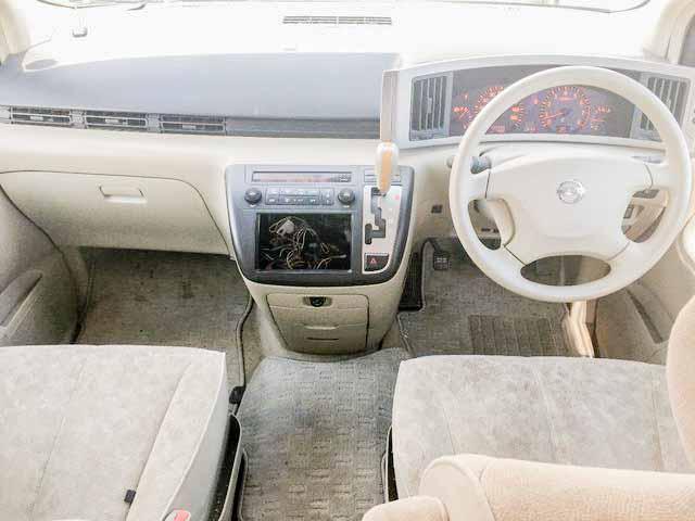 日産 エルグランド VG 4WD 禁煙車 寒冷地仕様 1年保証 ワンオーナー
