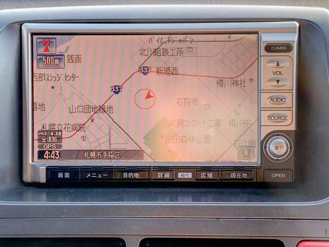 AU 4WD HDDナビ HID Bカメラ(7枚目)