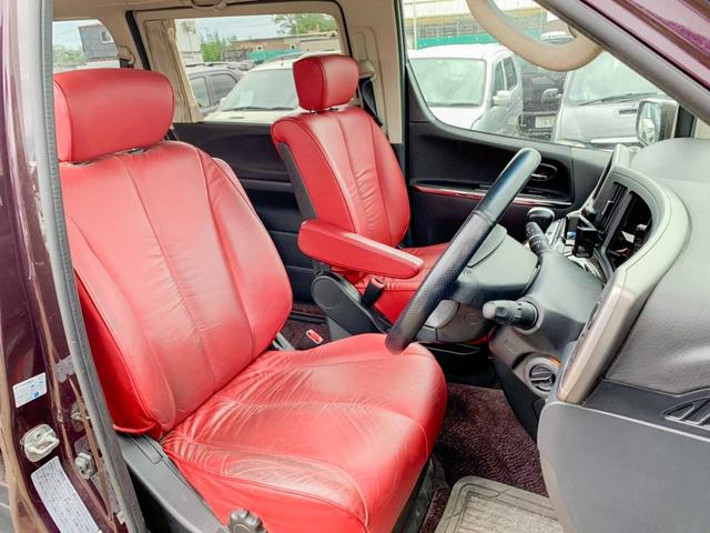 350HSレッドレザープレミアム 4WD 1年保証 Pスラ(5枚目)