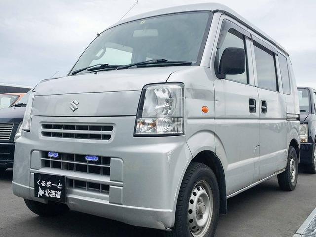 PAハイルーフ 4WD 禁煙車 寒冷地仕様 1年保証(2枚目)
