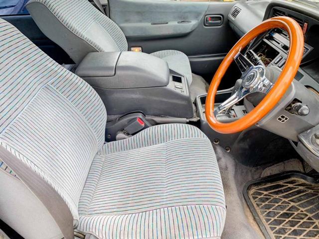 スーパーカスタム 4WD 1年保証 ディーゼル サンルーフ(11枚目)
