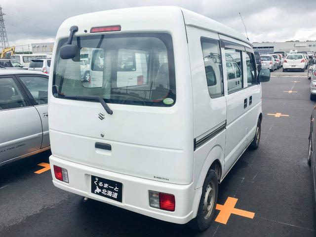 PAハイルーフ 4WD 禁煙車 寒冷地仕様 1年保証(4枚目)