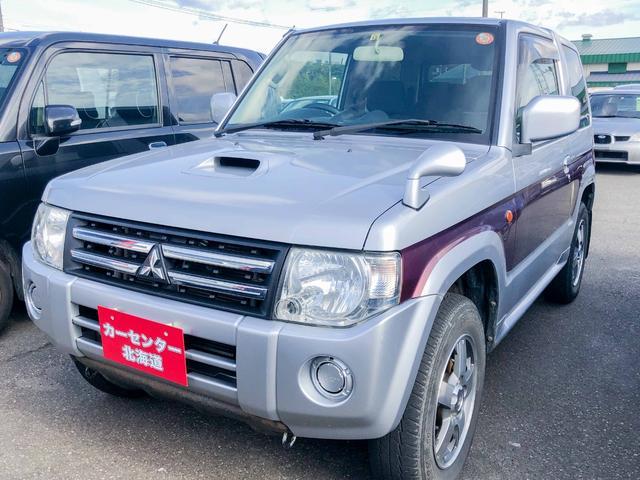 VR 4WD 1年保証 夏冬タイヤ MT 禁煙車 寒冷地仕様(2枚目)