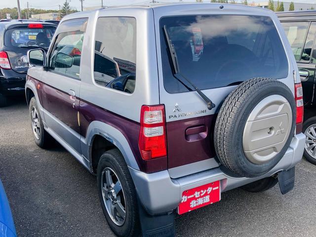 VR 4WD 1年保証 夏冬タイヤ MT 禁煙車 寒冷地仕様(4枚目)