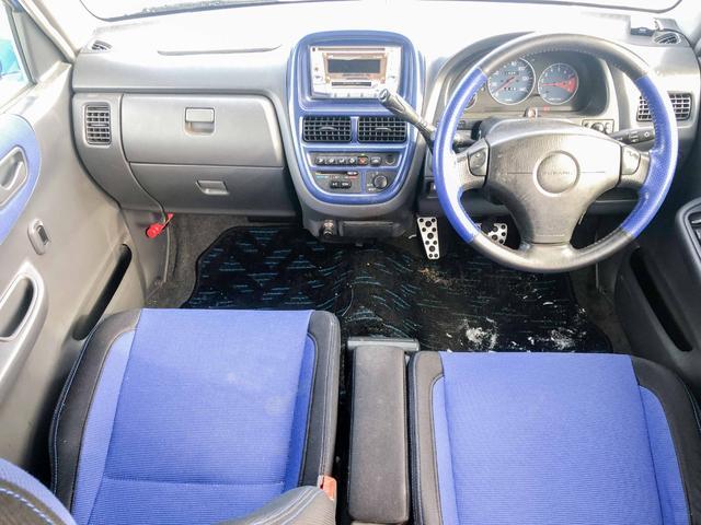RSリミテッドII 4WD 1年保証 タイベル交換済 禁煙車(6枚目)