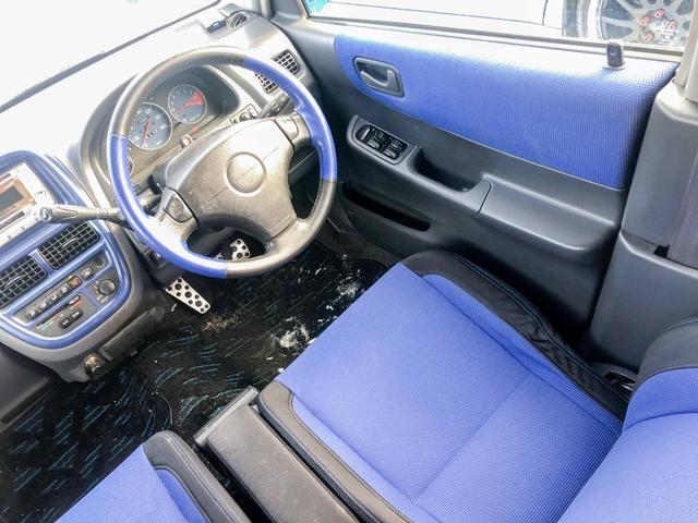 RSリミテッドII 4WD 1年保証 タイベル交換済 禁煙車(8枚目)