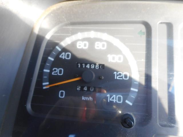 平ボディ 1.5t積 アルミアオリ 4WD(8枚目)
