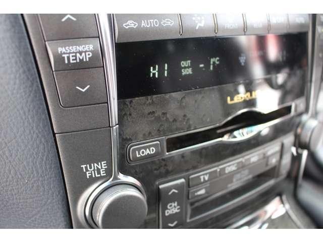 LS600hL 4WD セキュリティカメラ サンルーフ CD(13枚目)
