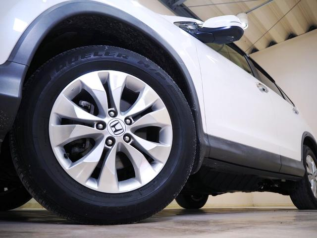 24G レザーパッケージ 4WD 夏冬タイヤ 一年保証(9枚目)