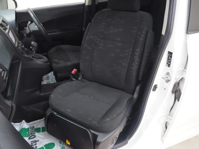 X ウェルキャブ助手席リフト 4WD 夏冬タイヤ 一年保証(17枚目)