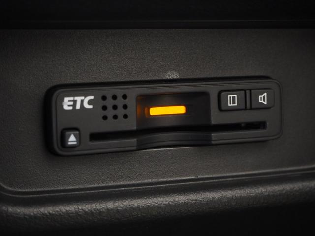 ETCが装備されています。ストレス無く料金所を通過できます。