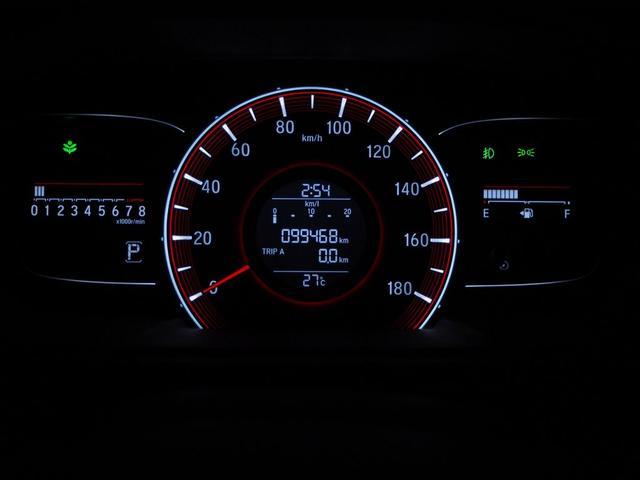 メーカー発表燃費は13.0キロ。ガソリンはレギュラー仕様になります。