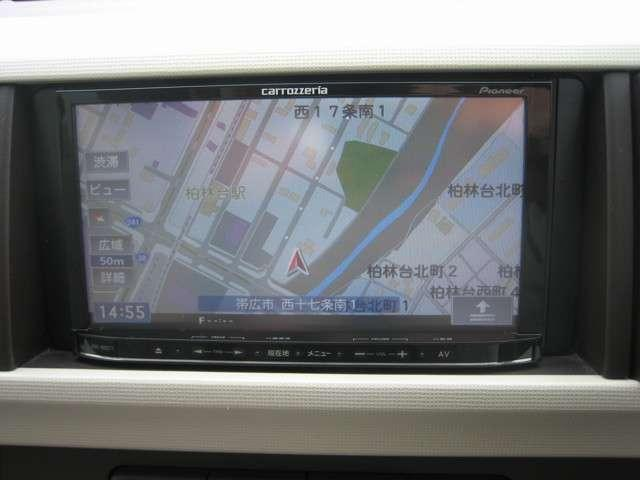 1.0 X ユルリ 社外ナビ・TV ワンオーナー(10枚目)