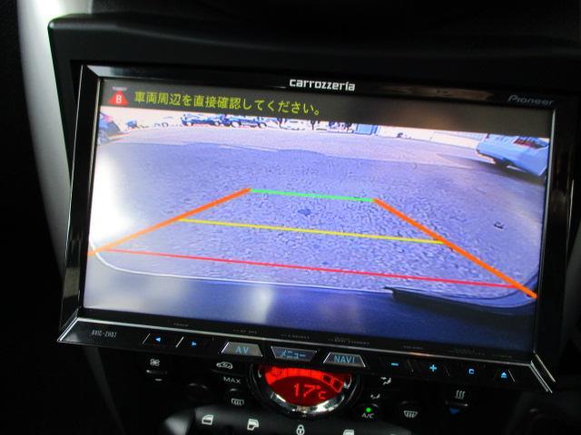 クーパー クロスオーバー 社外HDDナビ・フルセグTV・CD・DVD バックカメラ キーレスキー ETC 横滑り防止 ワンオーナー(14枚目)