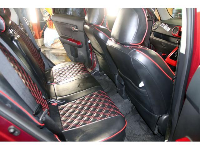 1.8S 4WDxエアロx車高調xMAVERICK19AW(14枚目)