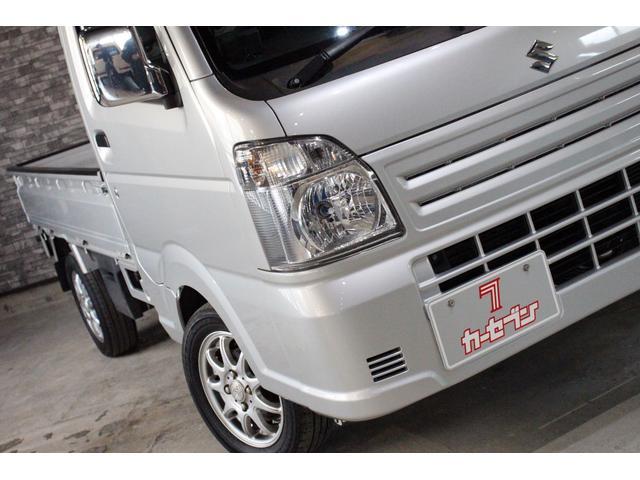 KCエアコン・パワステ 4WDxユーザー買取車xワンオーナー(10枚目)