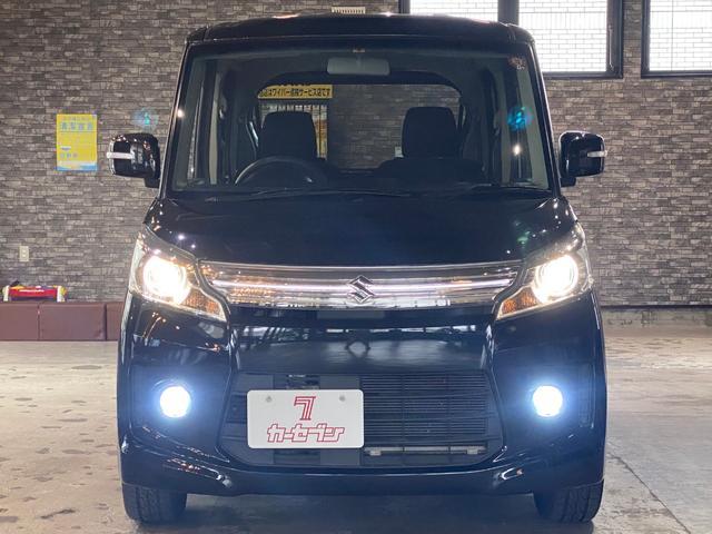 TSターボx4WD本州仕入x両側電動スライドxシートヒーター(3枚目)