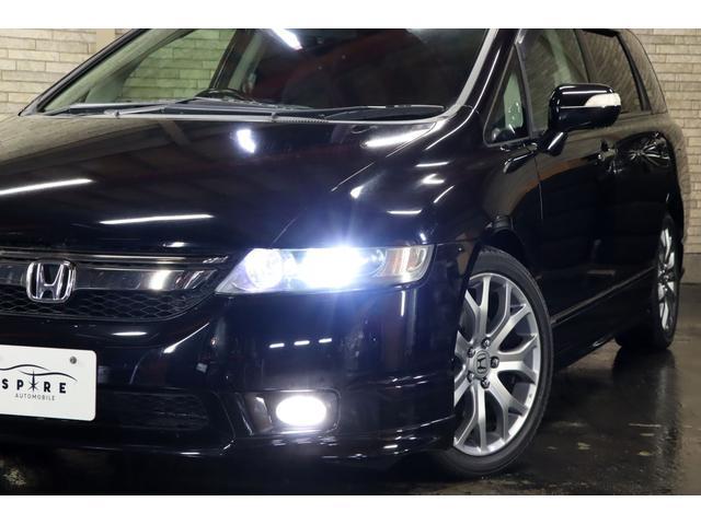 アブソルートHDDナビスペシャルエディション 4WD 本州仕入 HIDヘッド イエローフォグ 黒革調シートカバー 純正17AW 本革巻きステア MTモード HDDナビ ミュージックサーバー クルーズコントロール ミラーヒーター タイミングチェーン(33枚目)