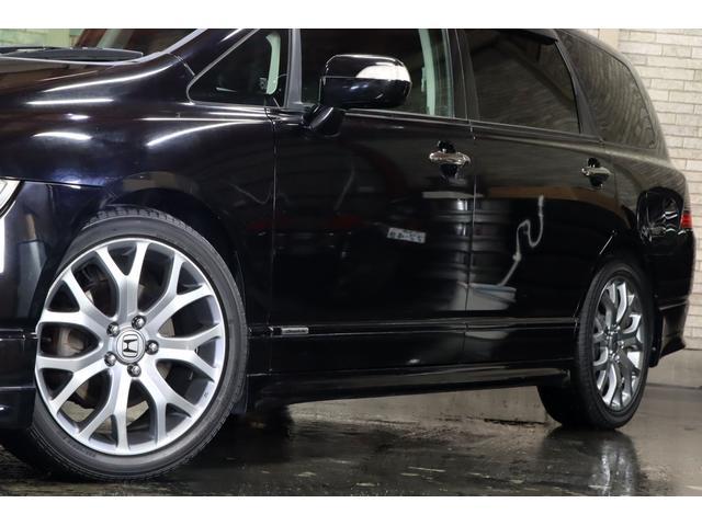 アブソルートHDDナビスペシャルエディション 4WD 本州仕入 HIDヘッド イエローフォグ 黒革調シートカバー 純正17AW 本革巻きステア MTモード HDDナビ ミュージックサーバー クルーズコントロール ミラーヒーター タイミングチェーン(35枚目)