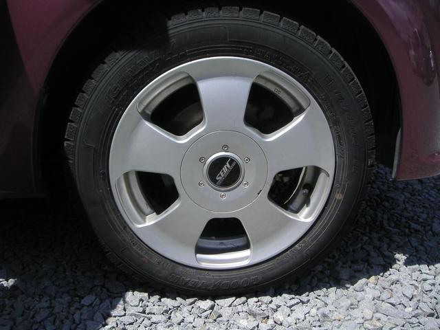 i 4WD キーレス 夏冬タイヤ付き(15枚目)