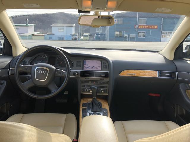 「アウディ」「アウディ A6」「セダン」「北海道」の中古車15