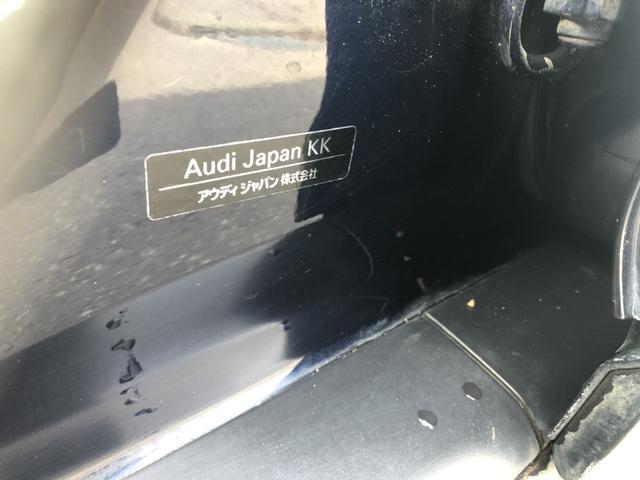「アウディ」「アウディ A6」「セダン」「北海道」の中古車39