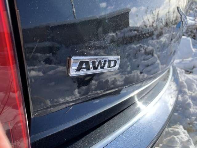 3.5 AWD 左ハンドル 本革シート(5枚目)