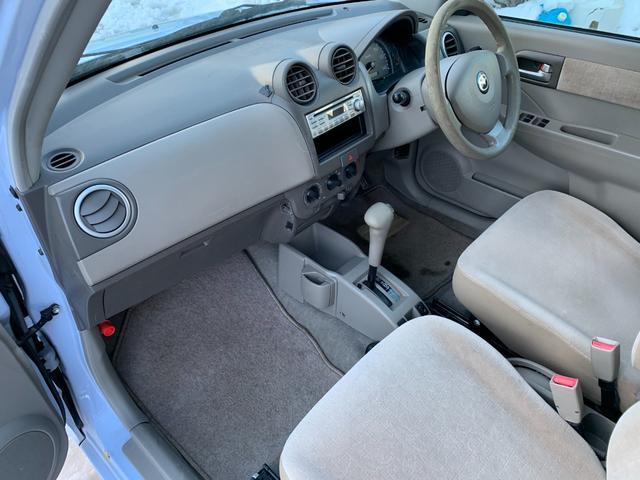 G 黒ナンバー可 事業登録可 4WD エアコン パワーステアリング パワーウィンドウ エアバック CD ABS 軽自動車(12枚目)
