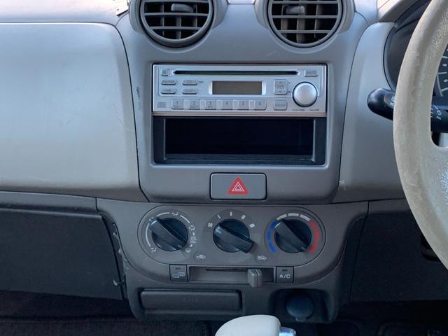 G 黒ナンバー可 事業登録可 4WD エアコン パワーステアリング パワーウィンドウ エアバック CD ABS 軽自動車(13枚目)
