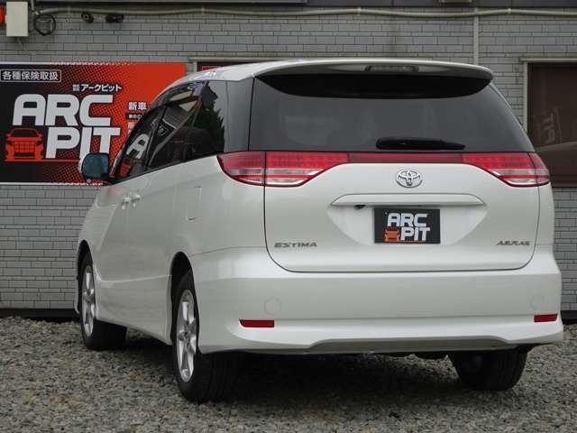 2.4アエラス Gエディション・4WD・両側パワスラ・寒冷地(9枚目)