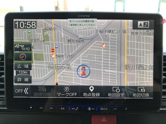 スーパーGL MRT ダークプライム 4WD ナビ TV(19枚目)