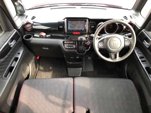 カスタムG ターボ Aパッケージ 4WD SDナビ フルセグ(2枚目)