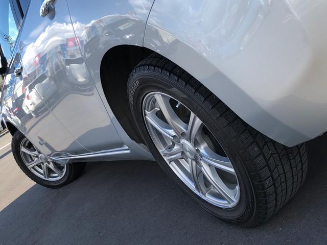 X電気自動車 スタッドレス夏タイヤセット フルセグSDナビ(16枚目)