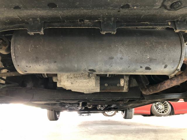 G FOUR 4WD ボルドー内装 寒冷地仕様 禁煙 スマートキー モニター付オーディオ CD DVD ETC オートエアコン 社外アルミホイール 切替パートタイム4WD(5枚目)