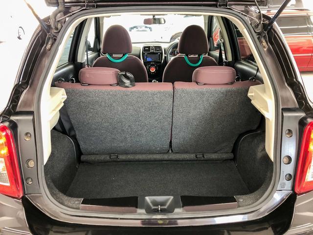 G FOUR 4WD ボルドー内装 寒冷地仕様 禁煙 スマートキー モニター付オーディオ CD DVD ETC オートエアコン 社外アルミホイール 切替パートタイム4WD(16枚目)