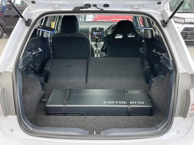 ベースグレード 切替式4WD 寒冷地仕様 車高調 柿本改マフラー BRIDE TOMsスロコン TRDエアロ ワーク18インチアルミ CUSCOタワーバー 社外ナビ フルセグ Bluetooth USB HID(20枚目)