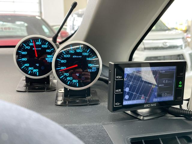 ベースグレード 切替式4WD 寒冷地仕様 車高調 柿本改マフラー BRIDE TOMsスロコン TRDエアロ ワーク18インチアルミ CUSCOタワーバー 社外ナビ フルセグ Bluetooth USB HID(26枚目)
